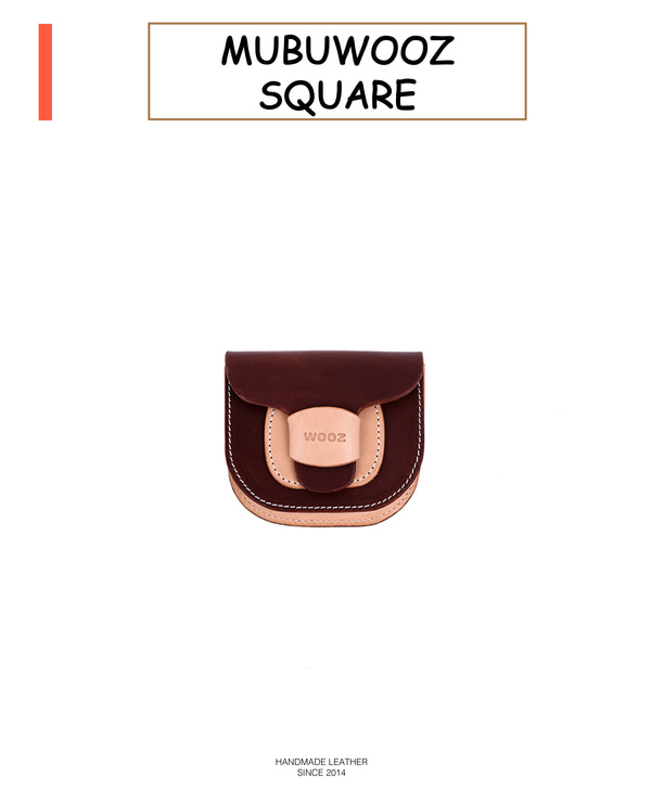 Square wallet 02_brown