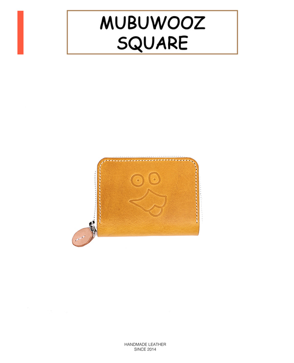 Square wallet 03_yellow
