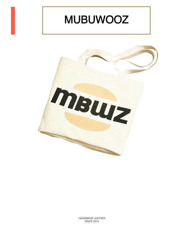MBWZ eco bag _ black
