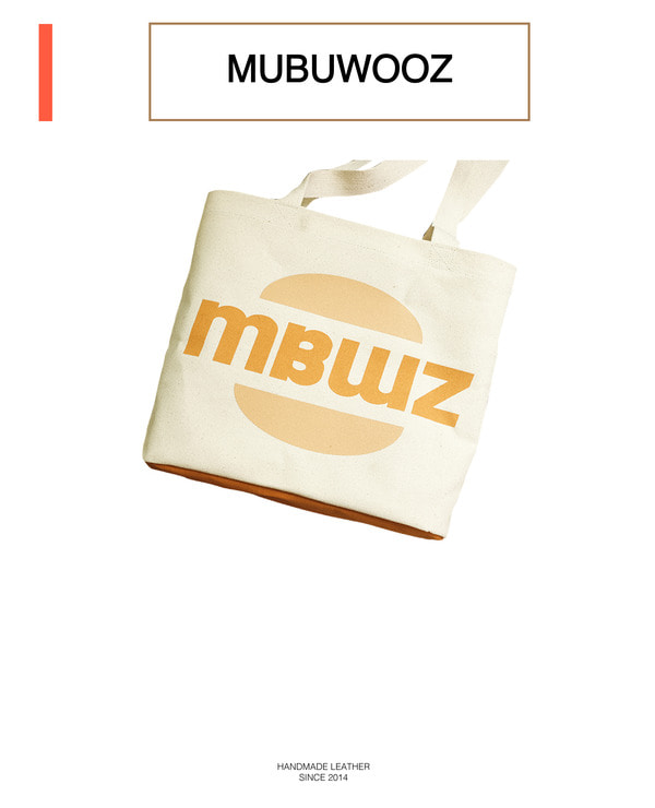 MBWZ eco bag _ yellow