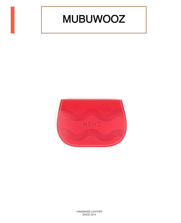 Mellong wallet _ red
